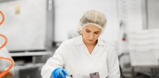 Women in food manufacturing